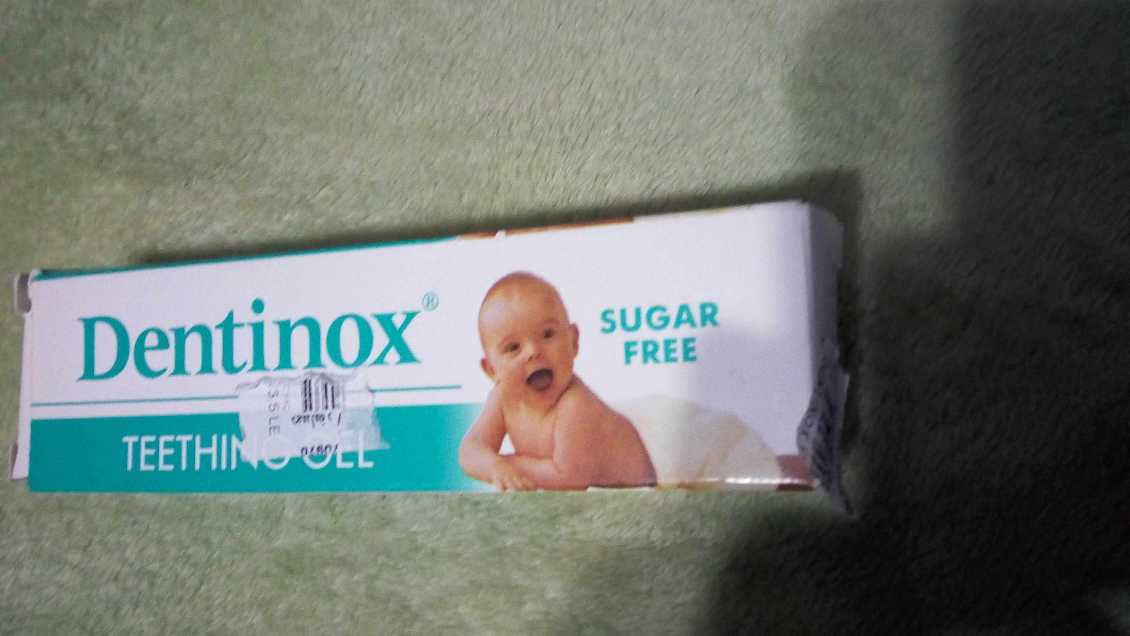 دواء جل دينتينوكس Dentinox