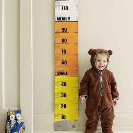 حساب طول الطفل المتوقع عندما يكبر