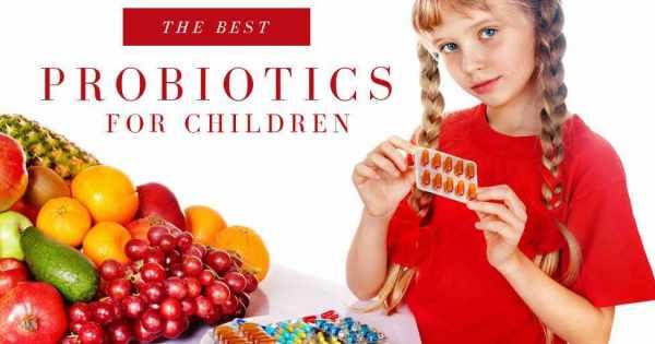 البروبيوتيك للاطفال